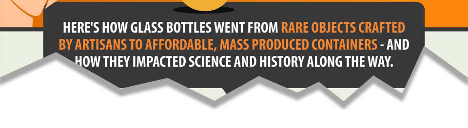 History of Glass Bottle Intro