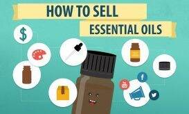 How to Sell Essential Oils