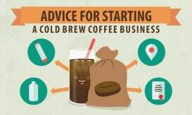 Advice for Starting a Cold Brew Coffee Business