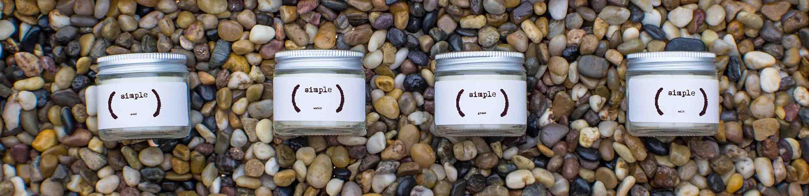 Candle Jars - Smaller Sizes