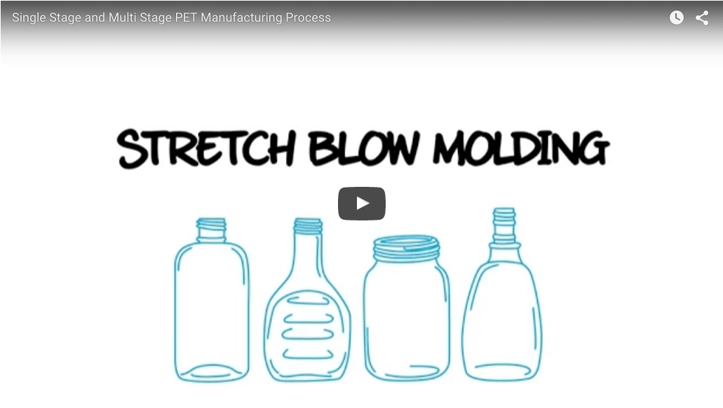 Video – Packaging Crash Course: How Are Plastic Bottles Made?
