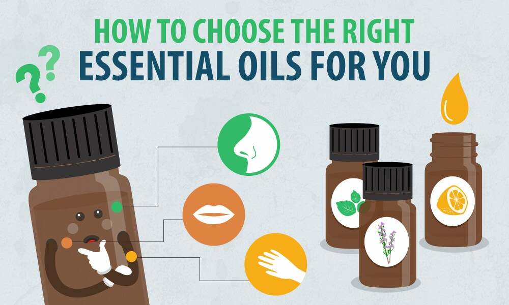 How to Choose the Right Essential Oils for You
