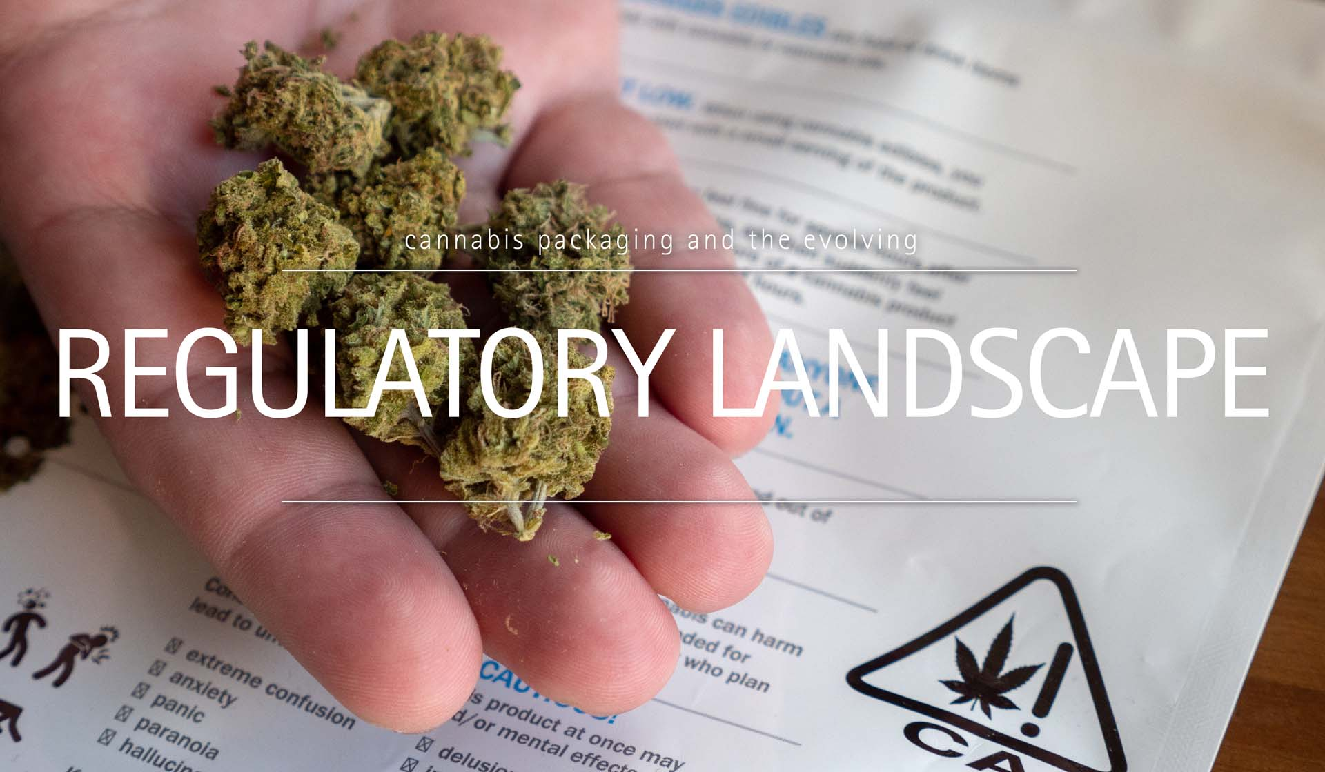 Cannabis Packaging and The Evolving Regulatory Landscape