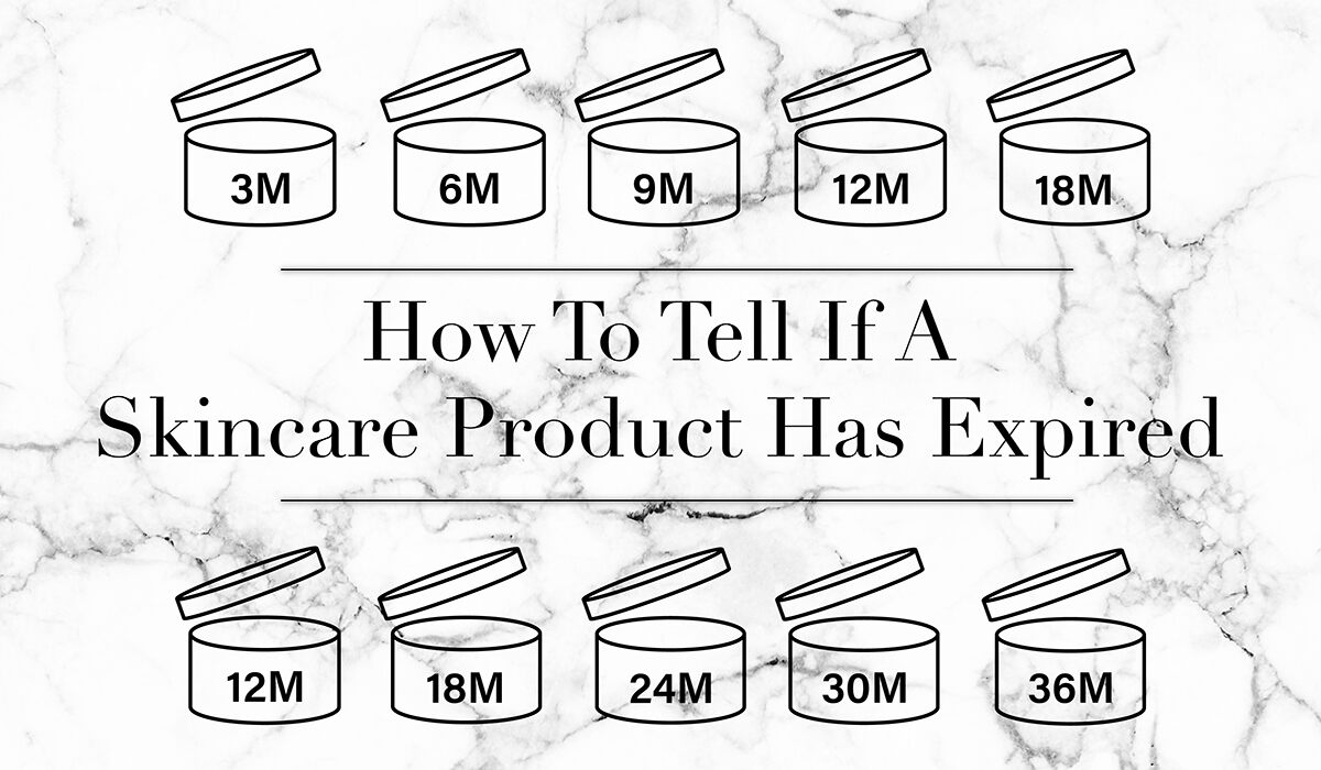 How To Tell If A Skincare Product Has Expired
