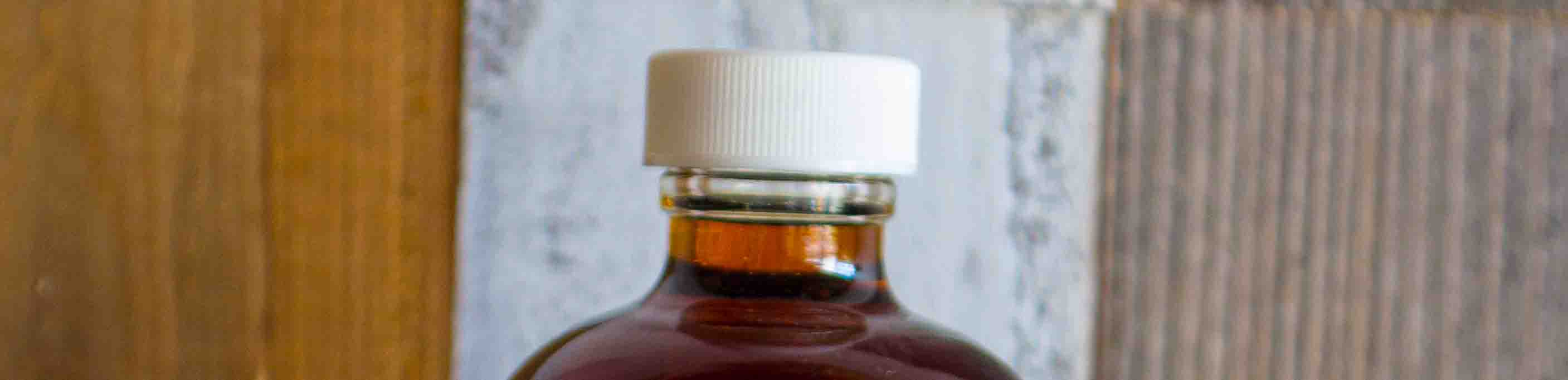 Glass Bottles for Syrup, Molasses and Sorghum