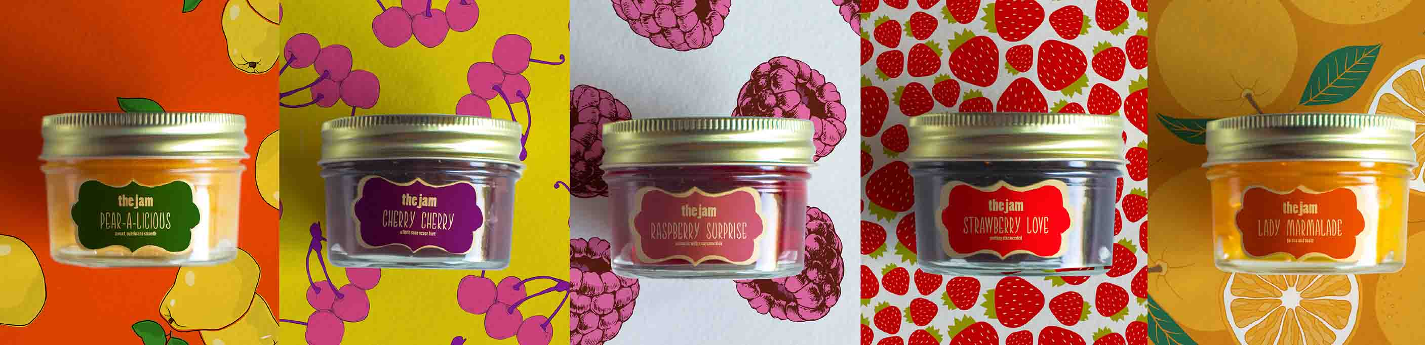 Jelly and Jam Jars - 53
