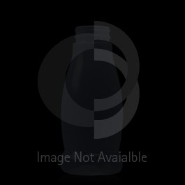 0.25oz (7.5ml) White PP Straight-Sided Round Plastic Jar - 33-400 Neck