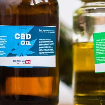 CBD DROPPERS & JARS