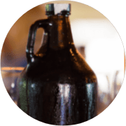 Craft Beer Bottles, Jugs, Growlers
