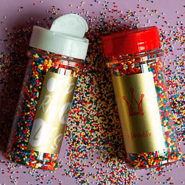 SPRINKLE CONTAINERS